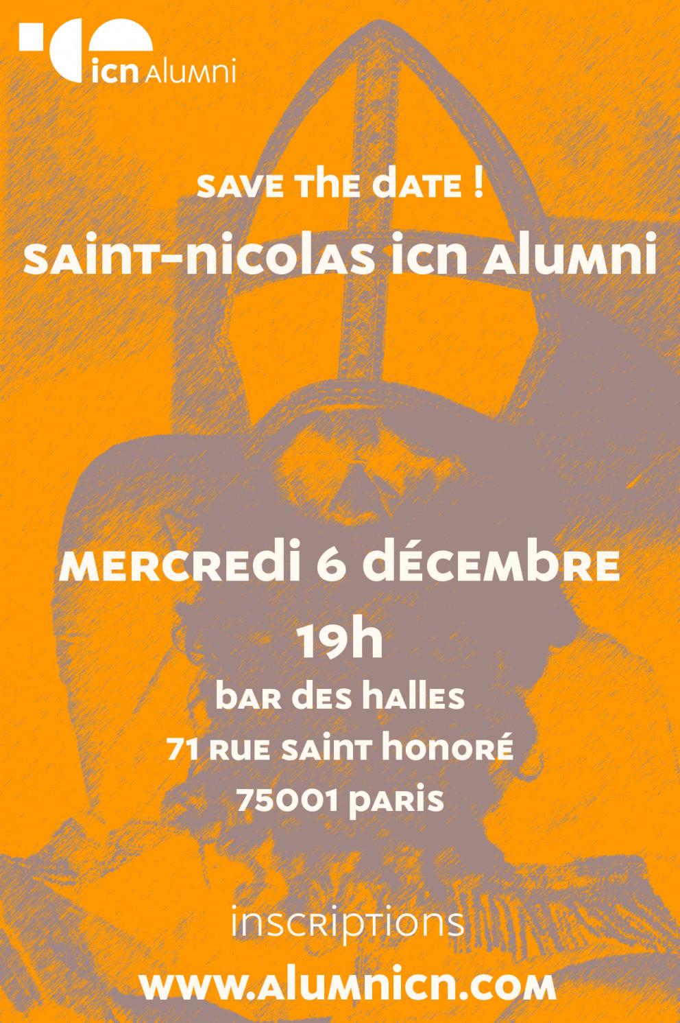 Saint Nicolas Paris Icn Alumni Be An Actor Of Your Own Network