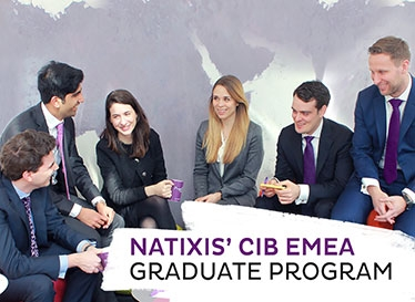 NATIXIS' CIB EMEA Graduate Program